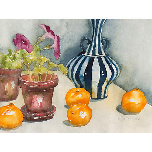Still Life by Suzette Sayles