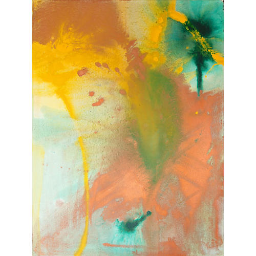 Abstract by Darril Ann Tighe, 1983