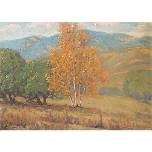 California Landscape, 1931