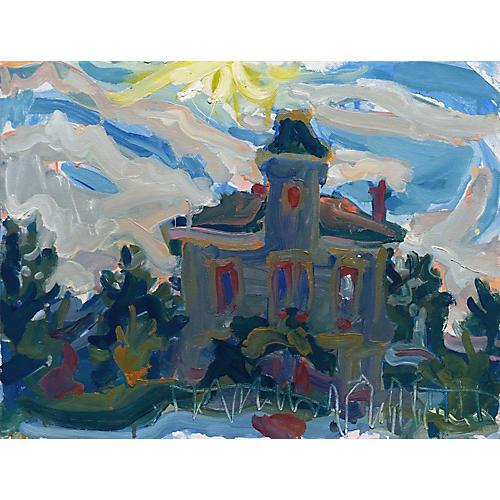 Old Carmel by Victor Di Gesu