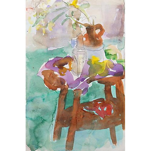 Daffodils by Victor Di Gesu, C. 1950