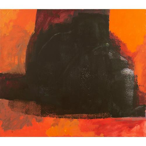 1980s Abstract by Scott Sugiura