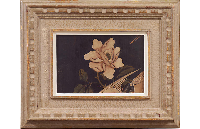 Magnolia Blossom, Chinese, 19th C.