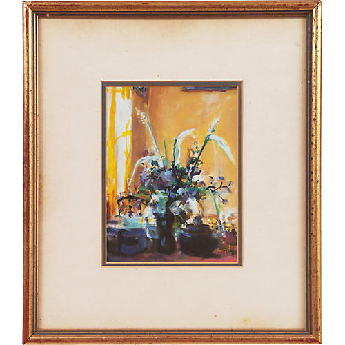 Still Life by Diarmuid Boyd, 1987