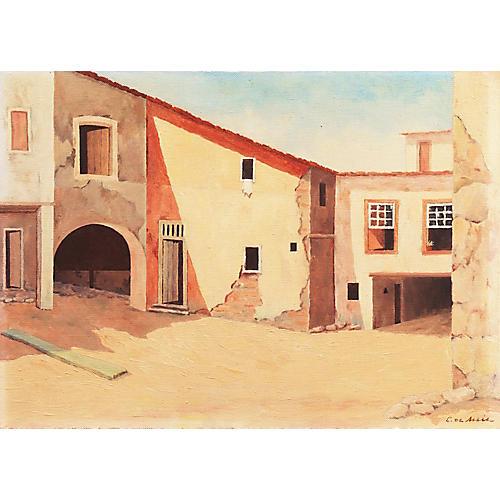 Summer by Clodoaldo de Assis, 1952