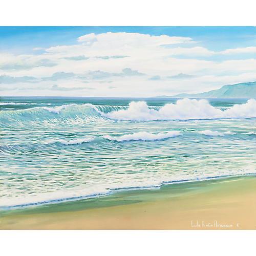 Rolling Surf by Leslie van Nimwegen