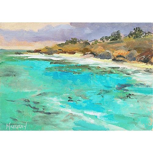 Limekiln Beach, Big Sur, Kathleen Murray