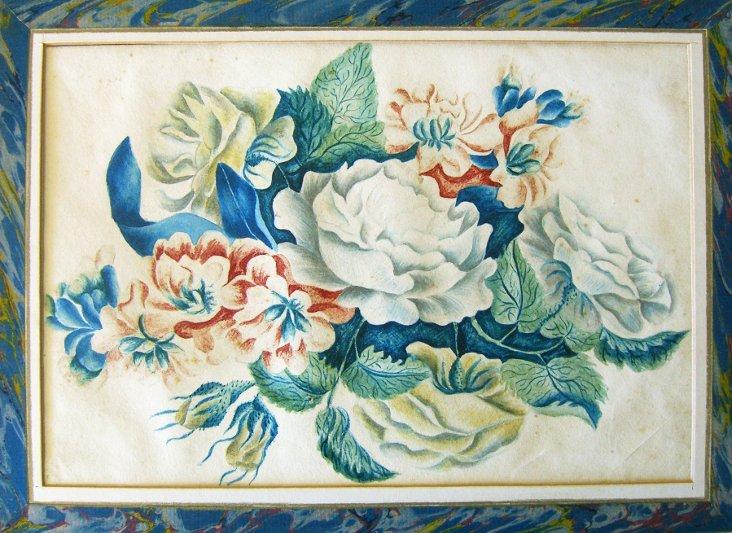 Bouquet of Flowers, 1860