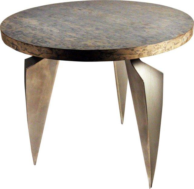 1960s Futuristic-Style Side Table