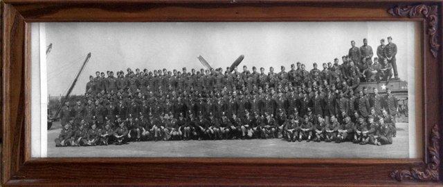 Framed Air Force Photograph
