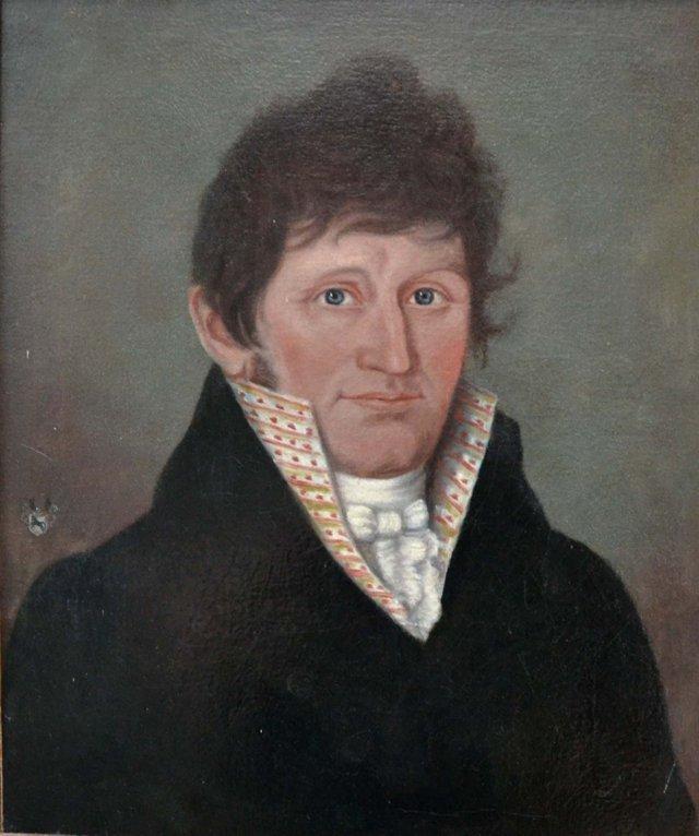 Stammvater de Familie Von Kanig
