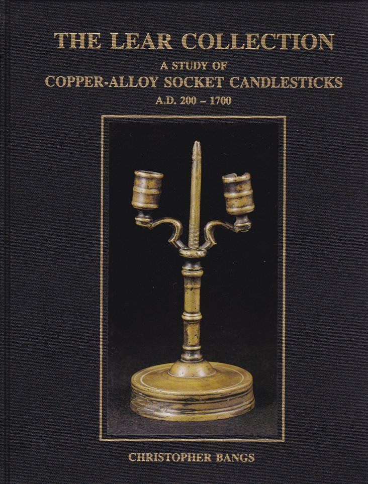 Lear Collection Antique Candlesticks