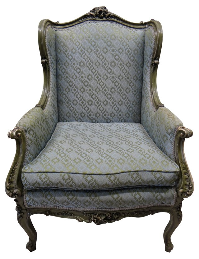 French   Wingback