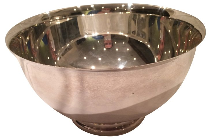 Silverplate Revere Bowl