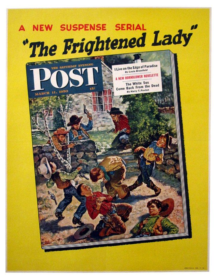 Cowboys, Saturday Evening Post
