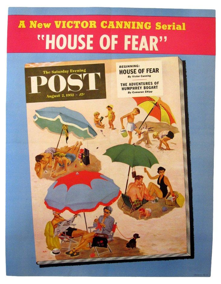 Summertime, Saturday Evening Post