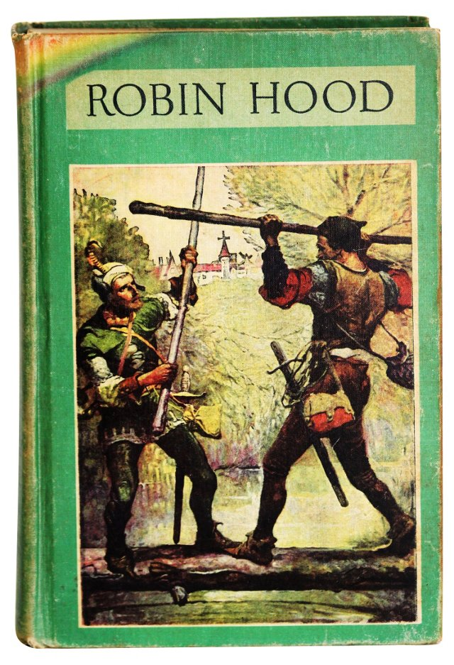 Bold Robin Hood & His Outlaw Band