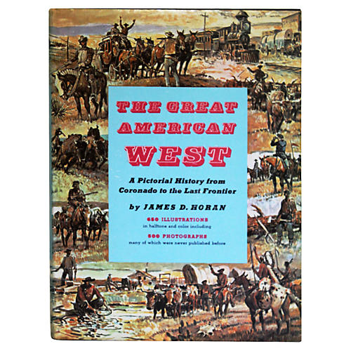 The Great American West, 1st Ed