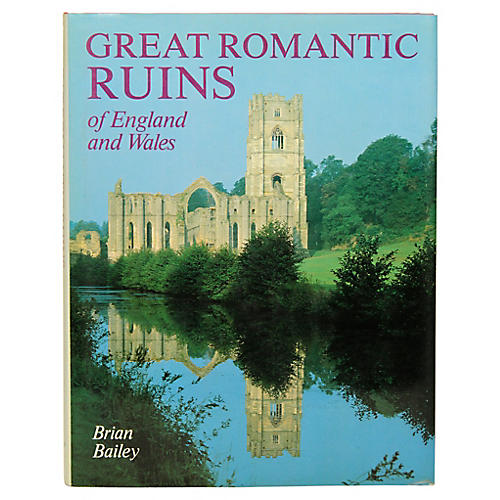 Great Romantic Ruins of England & Wales