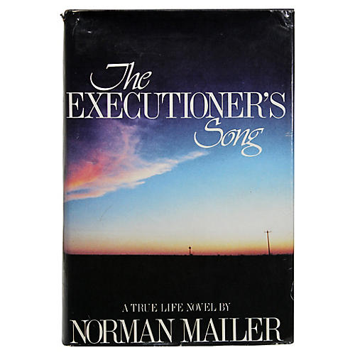 The Executioner's Song, 1st Ed.