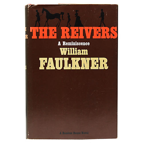 The Reivers, 1st Ed
