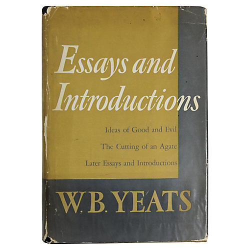 Essays and Introductions, 1st Ed