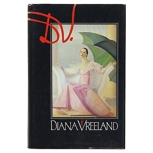 Diana Vreeland: D.V., First Edition