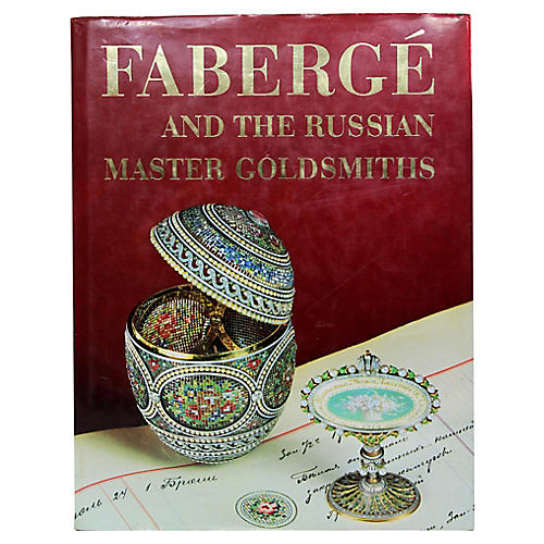 Faberge & the Russian Goldsmiths