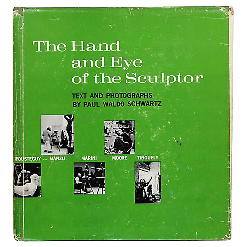 The Hand & Eye of the Sculptor