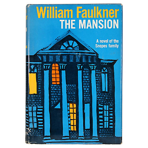 The Mansion by William Faulkner