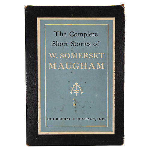 Maugham: The Complete Short Stories, S/2