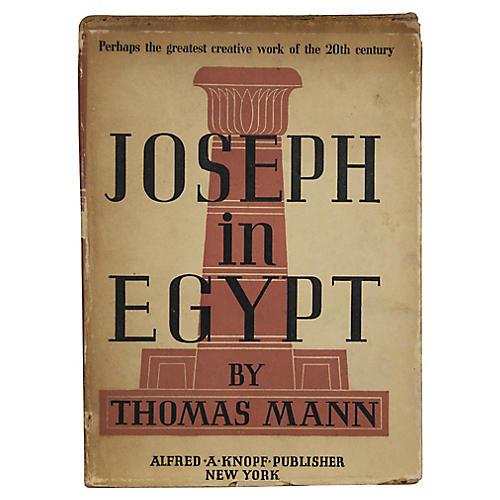 Mann: Joseph in Egypt, S/2