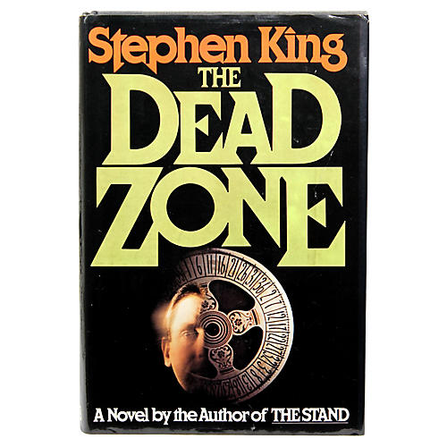 Stephen King: The Dead Zone, 1st Edition