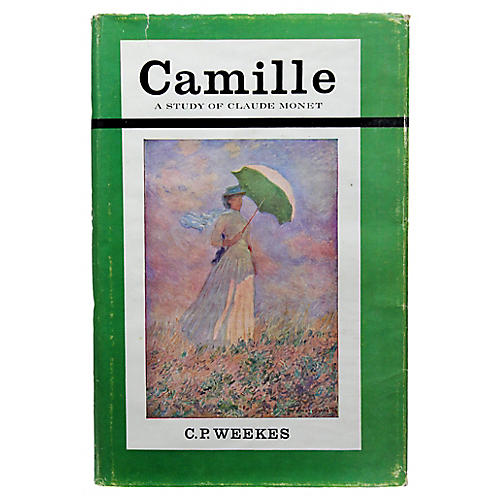 Camille: A Biography of Monet
