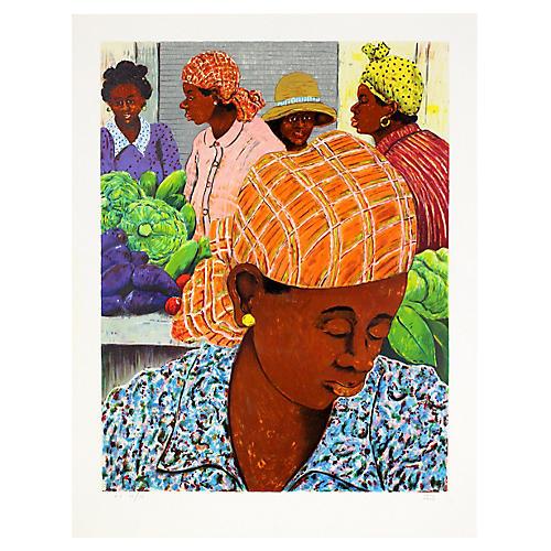 Island Woman by David Azuz