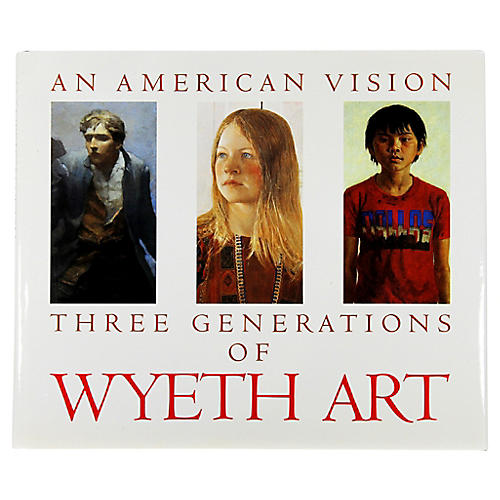 An American Vision: The Wyeths' Art