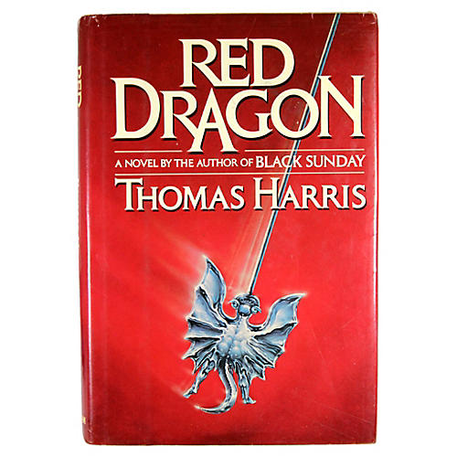 Red Dragon, 1st Ed
