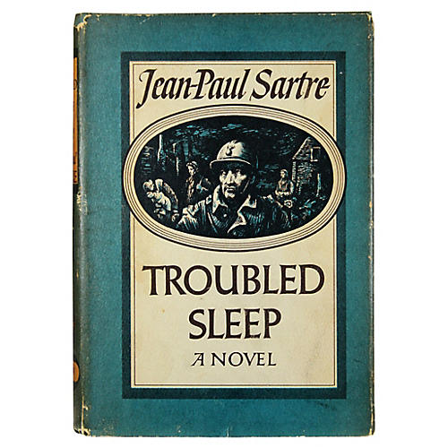 Sartre: Troubled Sleep, 1st Edition
