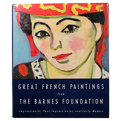 Great French Paintings from the Barnes