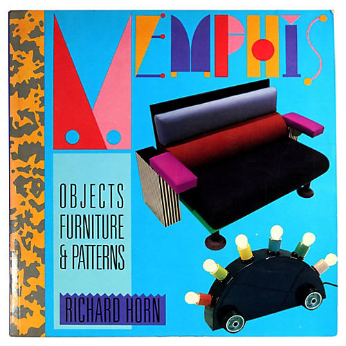 Memphis: Objects, Furniture & Patterns