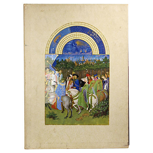 Tres Riches Heures of the Duke of Berry