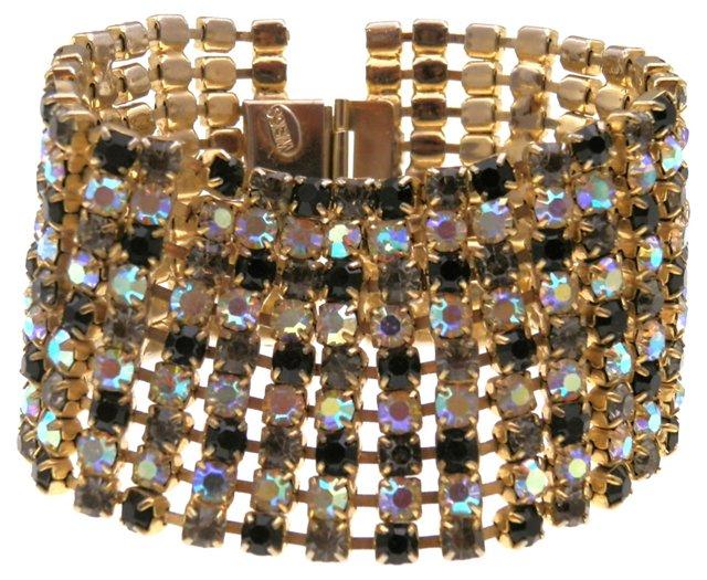 Weiss Rhinestone Bracelet