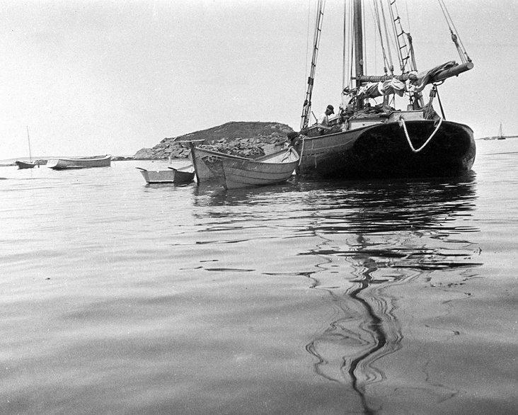 Wood Boats, 1924