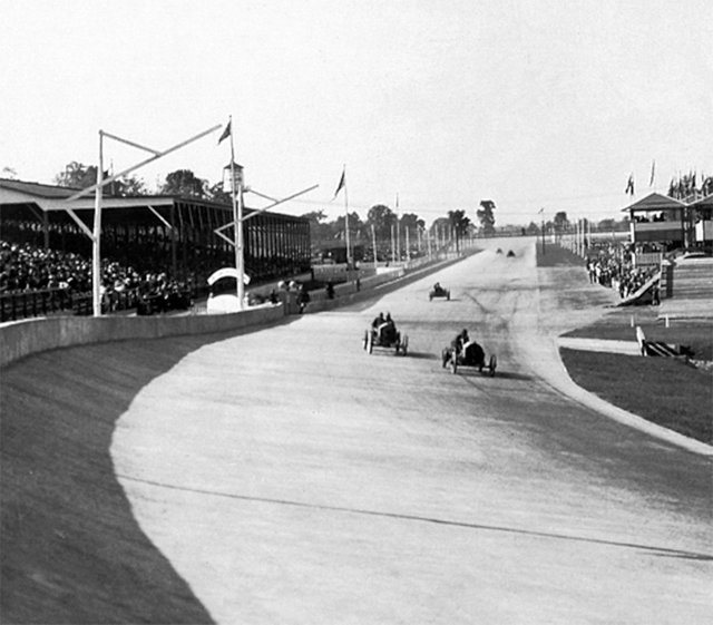 Indianapolis 500 Race, 1911
