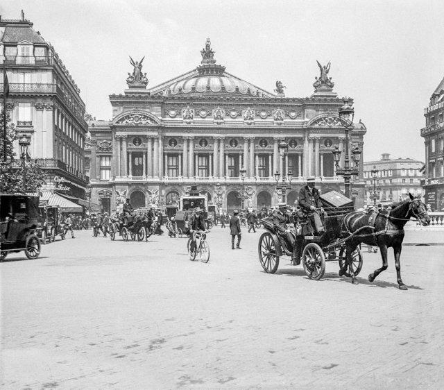 Garnier Palace, 1894
