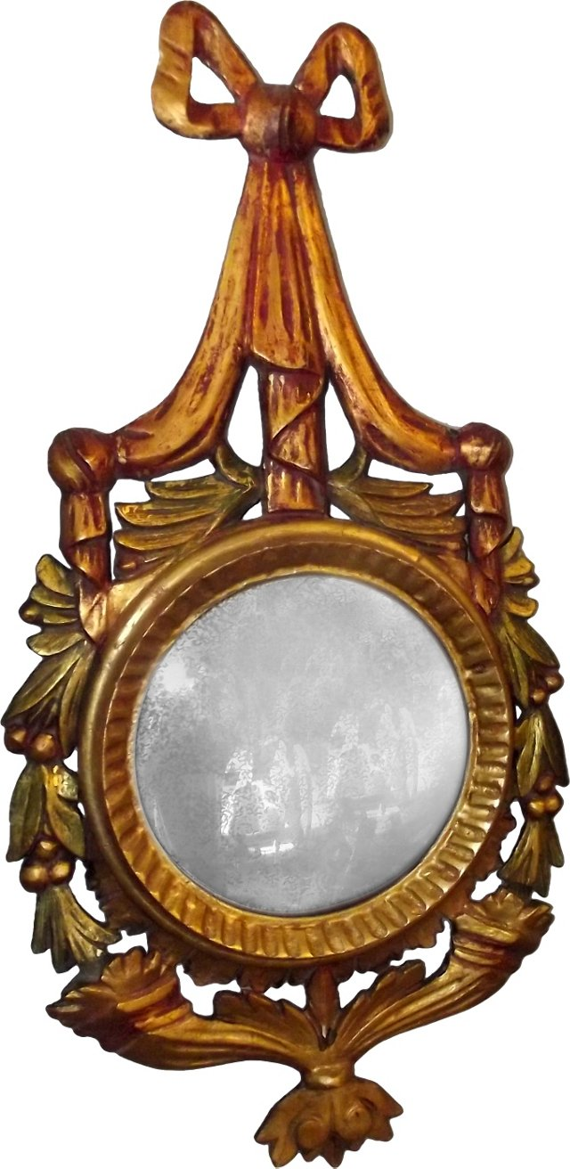Italian Convex Mirror
