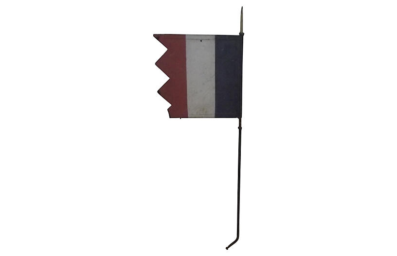 French Iron Pennant