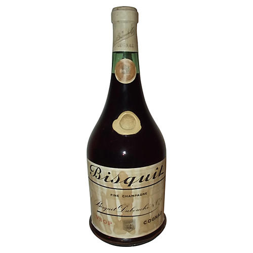 Bisquit Cognac Bottle