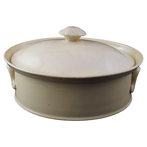 French Yellow Ware Casserole