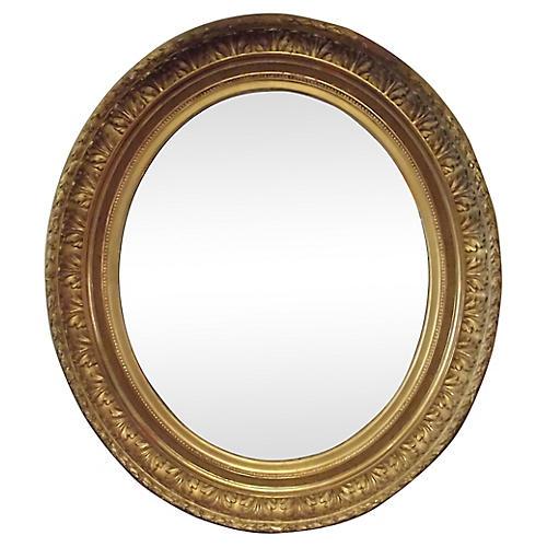 Large Louis XVI-Style Mirror